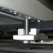 Easy Load Roof Rack System - ELRRS 1300-A of 1600-AX